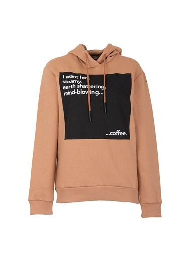 Only Sweatshirt Kahve